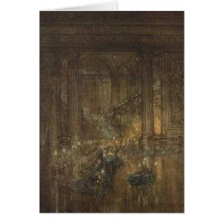 Midsummer Night's Dream Fairy Procession Card