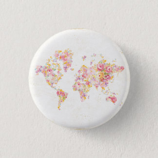 Midsummer World 3 Cm Round Badge