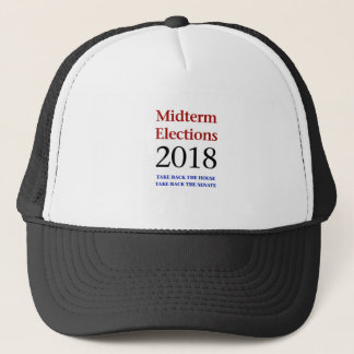 Midterm Elections 2018-Take Back Congress Trucker Hat