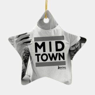 Midtown City Collection by Midtown Clothing Christmas Tree Ornament