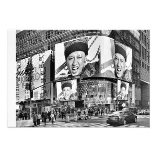 Midtown New York City Photo Print