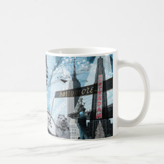 Midtown West Collage Mug