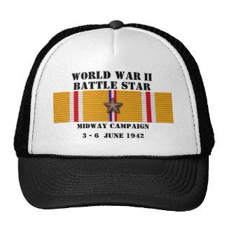 Midway Campaign Cap