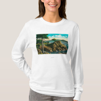 Midway Point on Seventeen Mile Drive T-Shirt