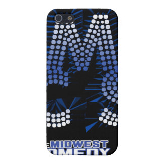 Midwest Comedy PHONEcase (v2) iPhone 5 Case