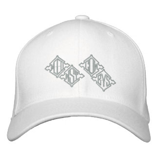 Midwest Cowboys Embroidered FlexFit Hat Embroidered Hat