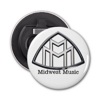 Midwest Music Bottle Opener