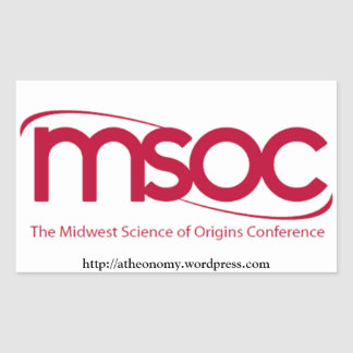 Midwest Science of Origins Conference Sticker