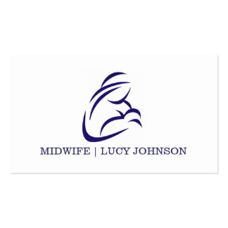 Midwife Caregiving Nurse Nursing Health Care Pack Of Standard Business Cards