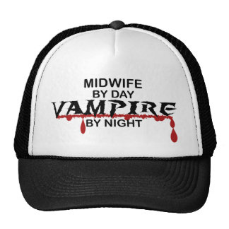 Midwife Vampire by Night Cap