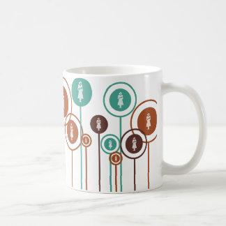 Midwifery Daisies Mug