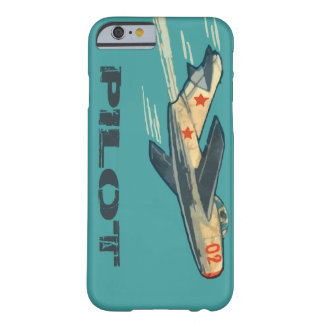 Mig 15 Russian Jet Fighter Barely There iPhone 6 Case