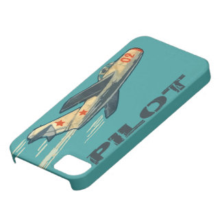 Mig 15 Russian Jet Fighter iPhone 5 Case