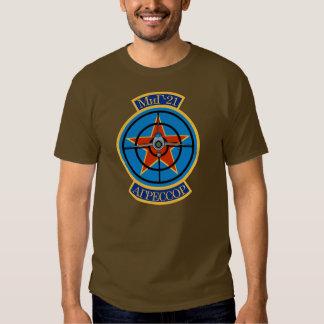 MiG-21 Aggressor Logo Shirt (Russian)
