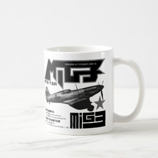 MiG-3 Coffee Mug