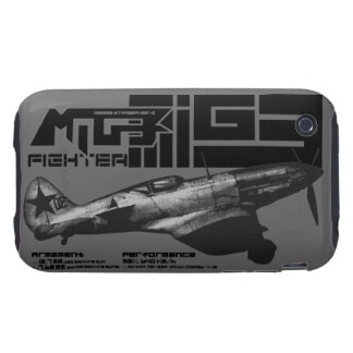 MiG-3 iPhone 3 Tough Cover