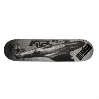 MiG-3 Skateboard Deck
