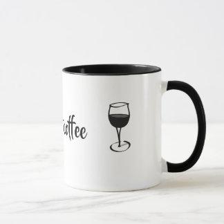 Might be not coffee wine mug