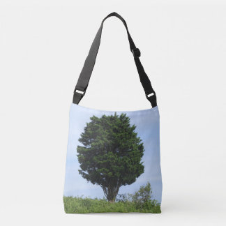 Mighty Cedar Crossbody Bag