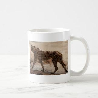 mighty leapard coffee mug