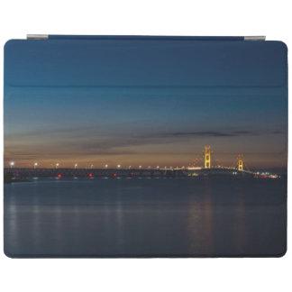Mighty Mac At Night Pano iPad Cover
