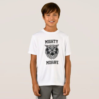 Mighty Mohave - Wildcat Logo youth t-shirt