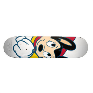 Mighty Mouse Punch Skateboard