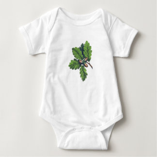 Mighty Oaks Baby Shirt