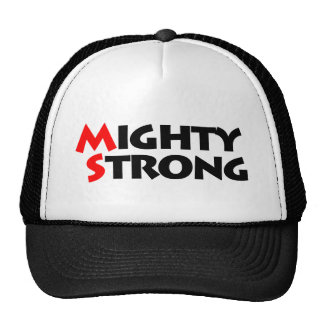 Mighty Strong Cap