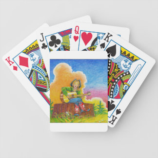 _MIGHTY-TREE-Page 58 Original Bicycle Playing Cards