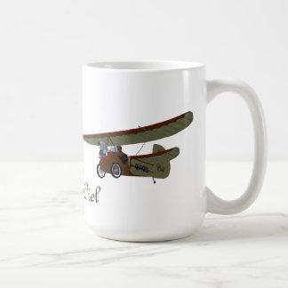Mignet Pou-du-Ciel Coffee Mugs