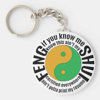 Migos Feng Shui Key Ring