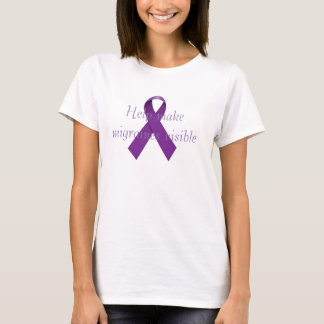 Migraine Awareness T-Shirt