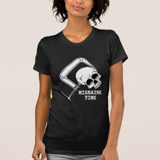 Migraine Skull-1.png T-Shirt