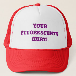 Migraine - Your Fluorescents Hurt - Hat