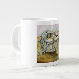 Migrating Glyph Large Coffee Mug