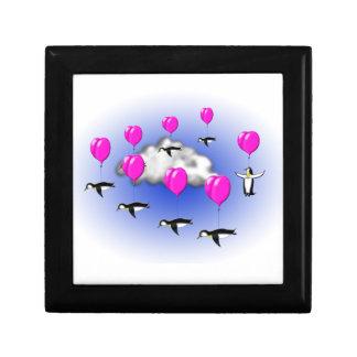 migrating penguins gift box