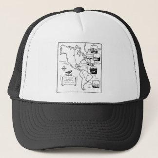 migrations of the golden plover trucker hat