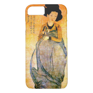Miindo Portrait of a Beauty iPhone 7 Case