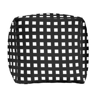 Mijingoushi Japanese Pattern Pouf B