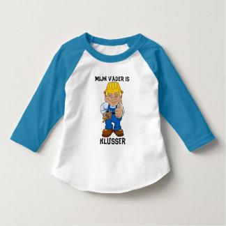 Mijn vader is klusser T-Shirt