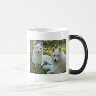 Mika and Mala  Magic Mug