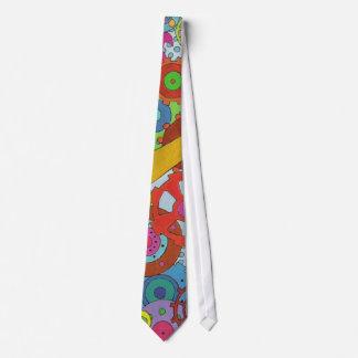 MIKA's Gears Tie