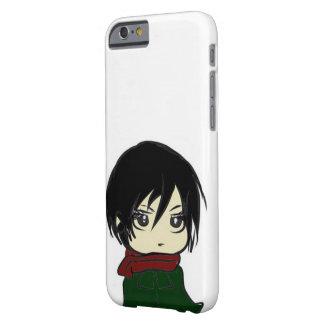 Mikasa Ackerman Chibi Phone Case Barely There iPhone 6 Case