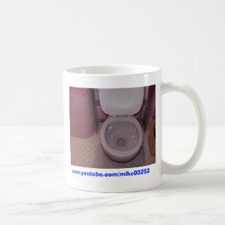 mike03253 s Toilet Coffee Mugs