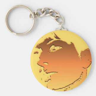 Mike Carter Music Keychain