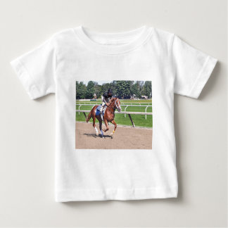 Mike Dilger Filly Baby T-Shirt