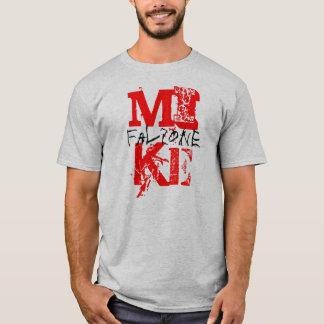 MIKE, falzone T-Shirt