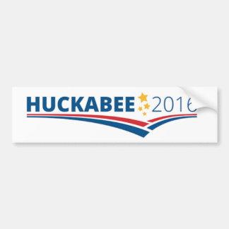 Mike Huckabee 2016 bumper sticker