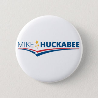 """Mike Huckabee 2016 Campaign Button - 2.25"""" Round"""